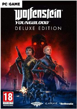 Carátula de Wolfenstein: Youngblood para PC