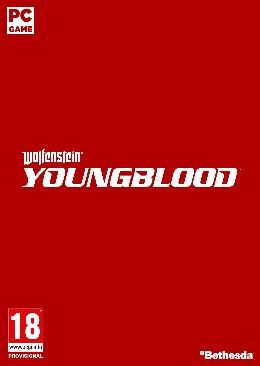 Carátula de Wolfenstein Youngblood para PC