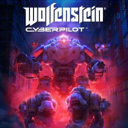 Carátula de Wolfenstein Cyberpilot para PC