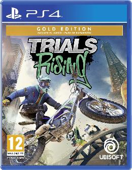 Carátula de Trials Rising para PlayStation 4