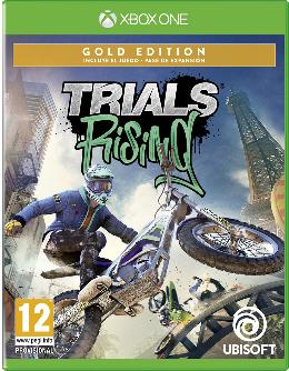 Carátula de Trials Rising para Xbox One