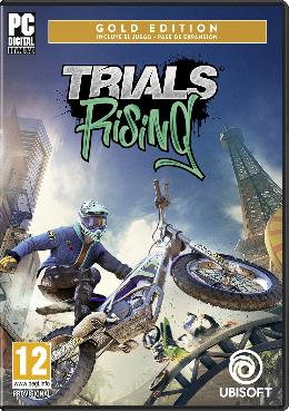 Carátula de Trials Rising para PC