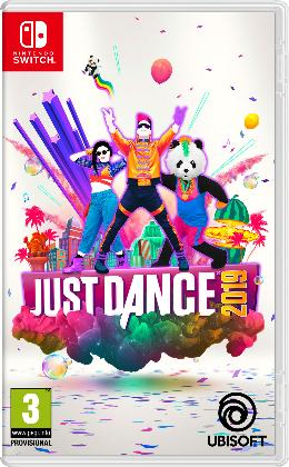 Carátula de Just Dance 2019 para Nintendo Switch