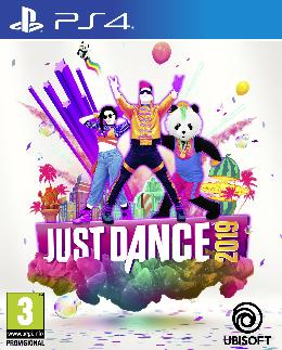 Carátula de Just Dance 2019 para PlayStation 4