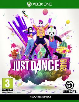 Carátula de Just Dance 2019 para Xbox One