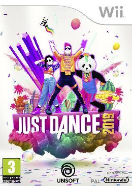Carátula de Just Dance 2019 para Wii