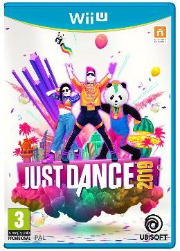 Carátula de Just Dance 2019 para Wii U