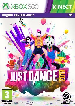 Carátula de Just Dance 2019 para Xbox 360