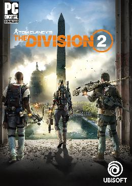 Carátula de Tom Clancy's The Division 2 para PC