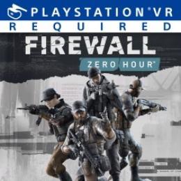 Carátula de Firewall Zero Hour