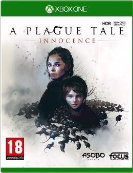 Carátula de A Plague Tale: Innocence para Xbox One