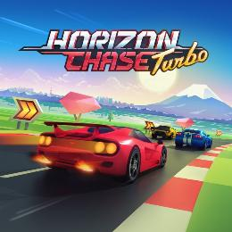 Carátula de Horizon Chase Turbo para PlayStation 4