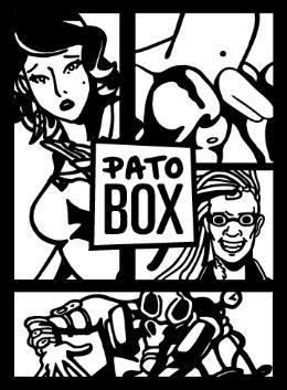 Carátula de Pato Box para PC