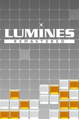 Carátula de Lumines Remastered para PlayStation 4