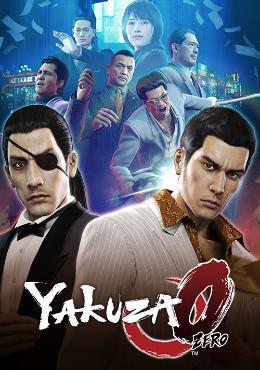 Carátula de Yakuza 0 para PC
