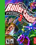Car�tula de RollerCoaster Tycoon 3