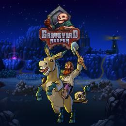 Carátula de Graveyard Keeper para Xbox One