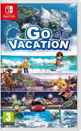 Carátula de Go Vacation para Nintendo Switch