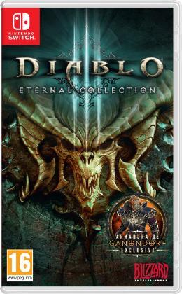 Carátula de Diablo III Eternal Collection