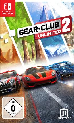 Carátula de Gear.Club Unlimited 2 para Nintendo Switch