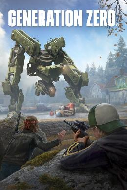 Carátula de Generation Zero para PlayStation 4