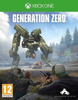 Carátula de Generation Zero para Xbox One