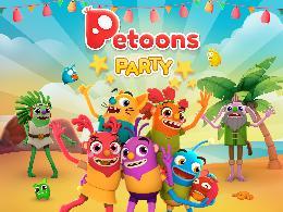 Carátula de Petoons Party