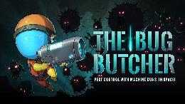 Carátula de The Bug Butcher para Nintendo Switch