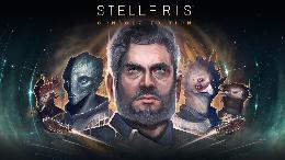 Carátula de Stellaris: Console Edition para PlayStation 4