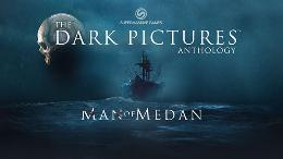 Carátula de The Dark Pictures: Man of Medan para PC