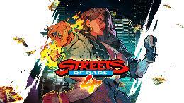 Carátula de Streets of Rage 4 para Nintendo Switch