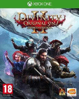 Carátula de Divinity: Original Sin II - Definitive Edition para Xbox One