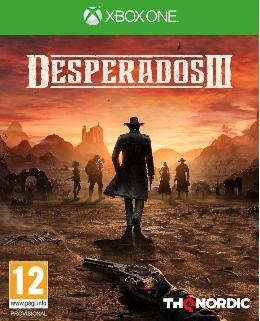 Carátula de Desperados III para Xbox One