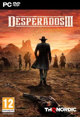 Carátula de Desperados III para PC