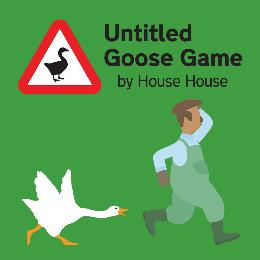 Carátula de Untitled Goose Game para Nintendo Switch