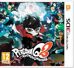 Carátula de Persona Q2: New Cinema Labyrinth para Nintendo 3DS