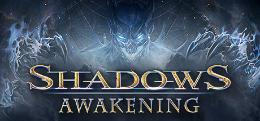 Carátula de Shadows Awakening para PlayStation 4