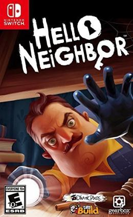 Carátula de Hello Neighbor para Nintendo Switch