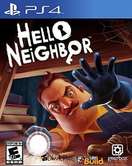Carátula de Hello Neighbor para PlayStation 4