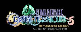 Carátula de Final Fantasy Crystal Chronicles Remastered Edition para Nintendo Switch
