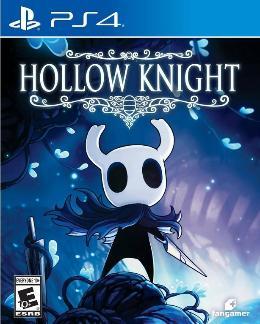 Carátula de Hollow Knight: Voidheart Edition para PlayStation 4
