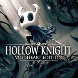Carátula de Hollow Knight: Voidheart Edition para PlayStation 4