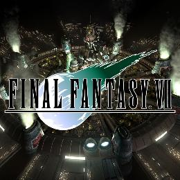Carátula de Final Fantasy VII para Nintendo Switch
