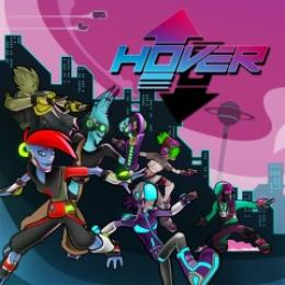Carátula de Hover para PlayStation 4
