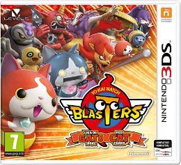Carátula de Yo-Kai Watch Blasters: La Liga del Gato Rojo