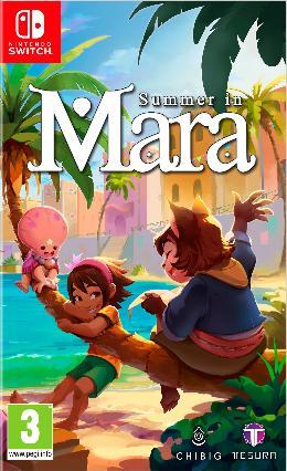 Carátula de Summer in Mara para Nintendo Switch