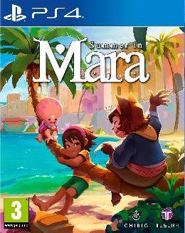 Carátula de Summer in Mara para PlayStation 4