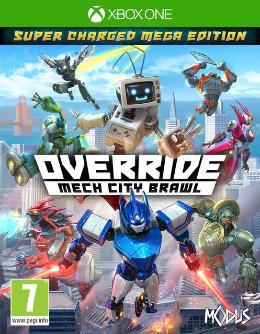 Carátula de Override: Mech City Brawl para Xbox One