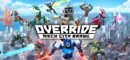 Carátula de Override: Mech City Brawl para PC