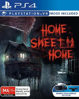 Carátula de Home Sweet Home para PlayStation 4